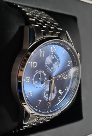 Lindo Relógio Hugo Boss.Pouco Uso.