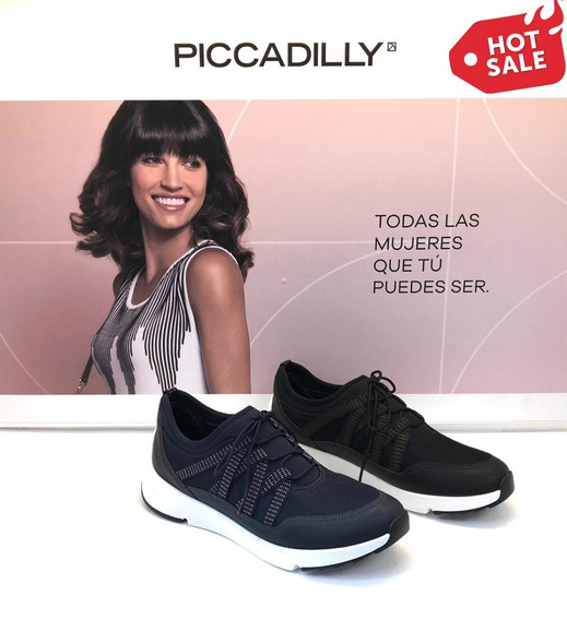 Zapatilla Piccadilly Mujer Moda At. 989004 Vocepiccadilly