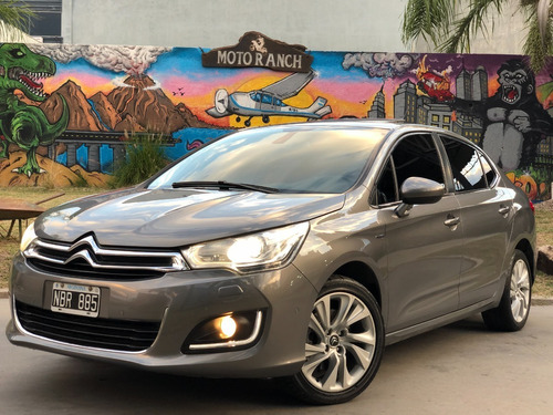 Citroen C4 Lounge 2013 Exclusive Pack Select At 1.6 Thp