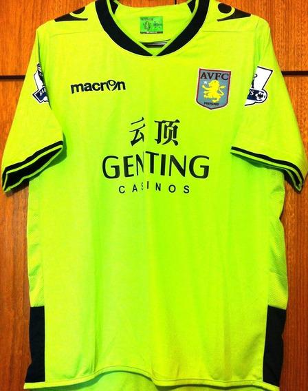 Camisa Aston Villa Premier League Ireland #7 Completa