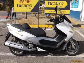 Kymco 126 Cc - 250 Cc