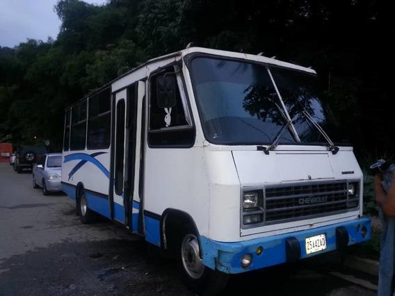 Chevrolet Colectivo Andino