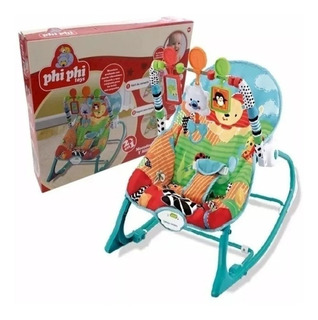 Silla Mecedora Phi Phi Toys - Vibracion - Musica