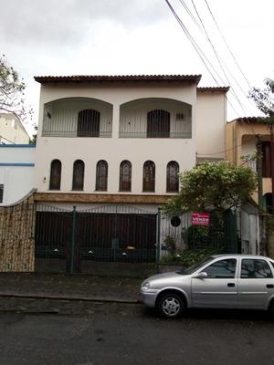 Casa Para Venda No Santa Maria Em Santo André - Sp - 209