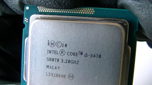 Imagem 1 de 1 de Processador I5 3470 1155 3.2ghz 3 Geração