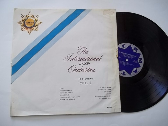 Lp Vinil - The International Pop Orchestra Vol 2 - Classica