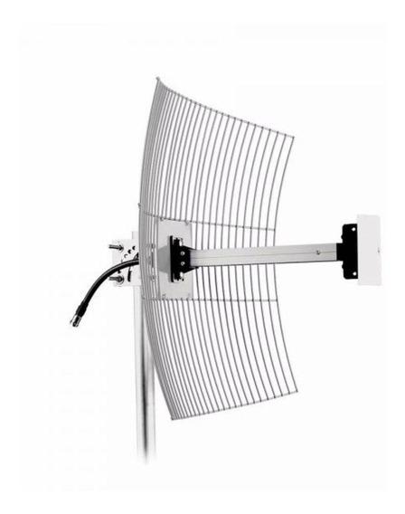 Kit C/30 Antena Internet Grade Aquário 2.4ghz 25dbi P/bullet
