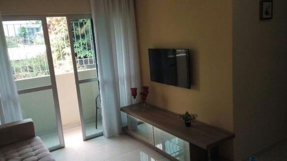 Apartamento Em Dois Irmãos, Recife/pe De 65m² 3 Quartos Para Locação R$ 1.450,00/mes - Ap472928