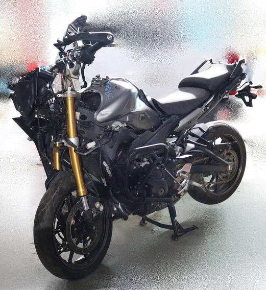 Sucata P/ Retirar Peça Yamaha Mt-09 Tracer 847cc 2017 2018