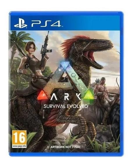 Ark: Survival Evolved Ps4 1 Português Envia Hoje