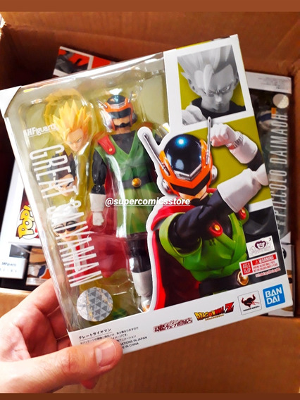 Figura Gohan Sh Figuarts Bandai Original Dragon Ball