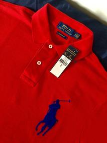 Polo Cuello Camisa Ralph Lauren Talla S Nuevo Etiqueta