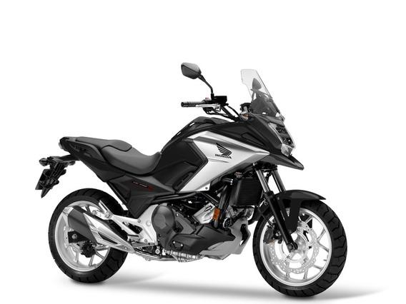 Honda Nc750x Negra- 0km