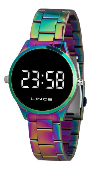 Relogio Lince Feminino Digital Led Mdt4617l Bxqx Furtacor