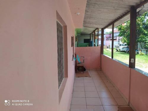Casa Com 1 Dormitório Para Alugar, 56 M² Por R$ 750,00/mês - Senador Vasconcelos - Rio De Janeiro/rj - Ca0633