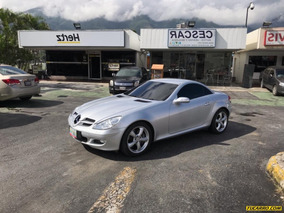 Mercedes Benz Clase Slk 350 - Secuencial