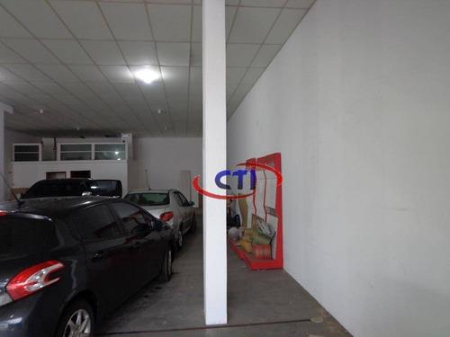 Prédio Para Alugar, 748 M² Por R$ 6.000/mês - Parque São Vicente - Mauá/sp - Pr0017