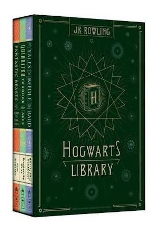 Biblioteca Hogwarts - J. K. Rowling