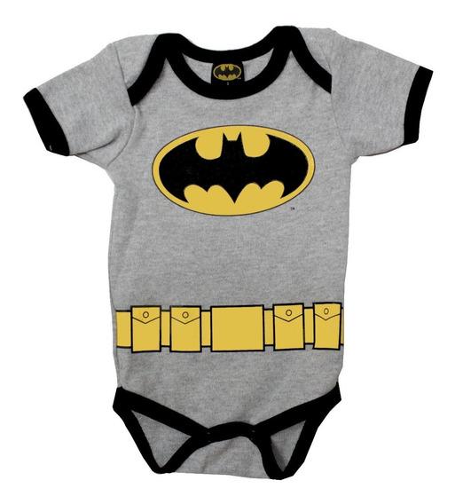 Pañalero Batman Disfraz Original Dc Comics - Ropa De Bebe
