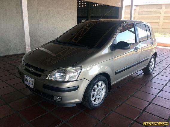 Hyundai Getz Gls Aut