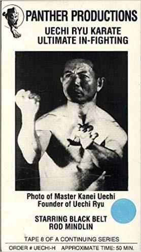 Karate Uechi Ryu Okinawa - 3 Vol