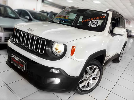 Jeep Renegade 1.8 16v Longitude Top!