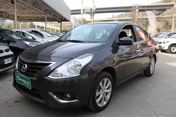 Nissan Versa Versa Advance Nbl102** 2018