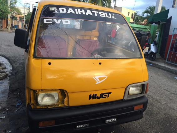 Daihatsu Hijet Hijet