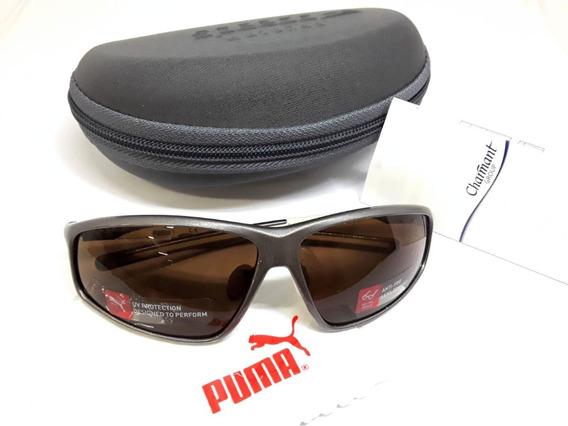 Óculos De Sol Puma Pu15176 Original Com Nota Fiscal