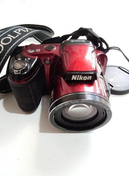 Camera Fotografica Semi Nova Nikon