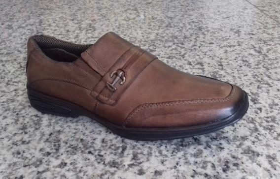 Sapato Social Masculino Couro 2201