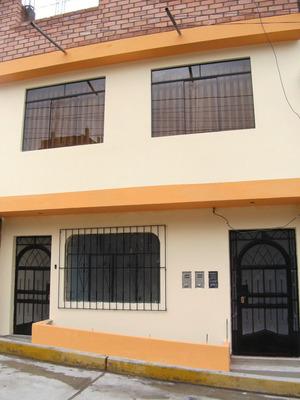 Departamento Nuevo En Huraz, 5 Ambientes.