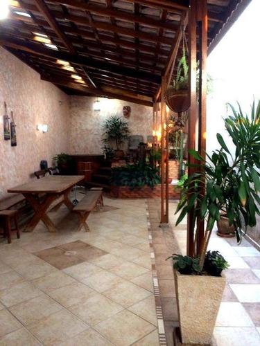 Imagem 1 de 20 de Sobrado Com 3 Dormitórios À Venda, 350 M² Por R$ 1.200.000,00 - Penha - São Paulo/sp - So13982