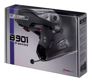 Intercomunicador Nolan N-com B901 S N90-2 G9.1 N91 Bluetooth