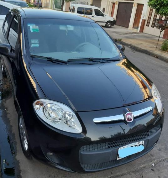 Fiat Palio Atractive 1.4 Negro. Primera Dueña. Espectacular!