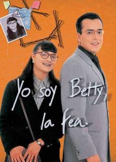 Telenovela Completa Betty La Fea Y Ecomoda Dvd Parte 1 Y 2