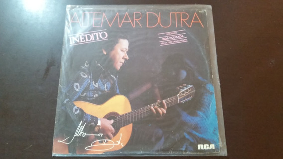 Lp Altemar Dutra - Inédito (1983).