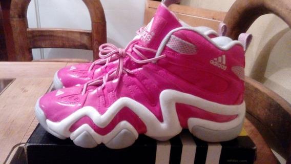adidas Kobe Crazy 8 Cancer Awarness 9us 27.5mx Lebronjordan