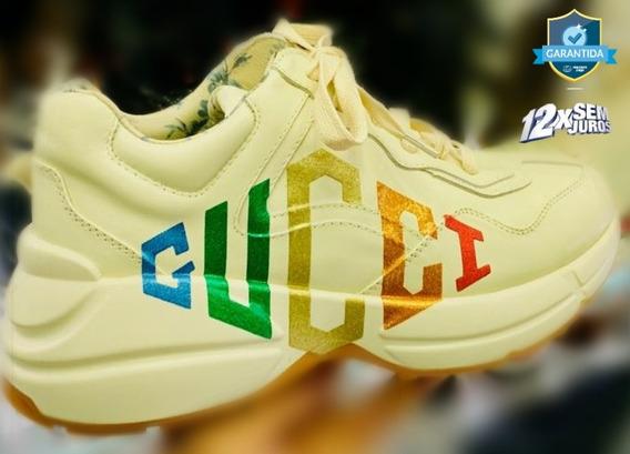 Sneaker Tênis Da Moda Importado 37 Ao 43 Pronta Entrega