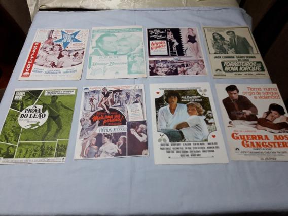Cartazete/sinopse - Diversos Filmes - 15,00 Cada - Lote 11