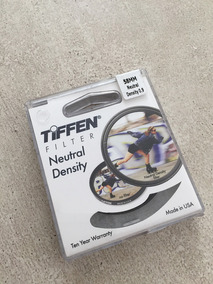 Filtro Tiffen Neutral Density 0.9 (58 Ou 62mm)