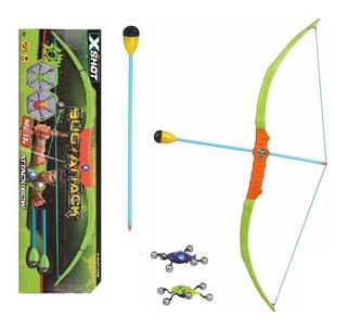 Arco Y Flecha X-shot Attack Bow 4810 - Luico Hogar