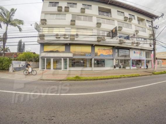 Sala Comercial Com 47,36m² , Dispondo De 02 Banheiros, Uma Sala, Localizado Na Itoupava Norte. - 3578415