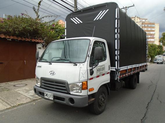 Hyundai Hd 72 Año 2009 Unico Dueño, Pasa Bascula Con 10500
