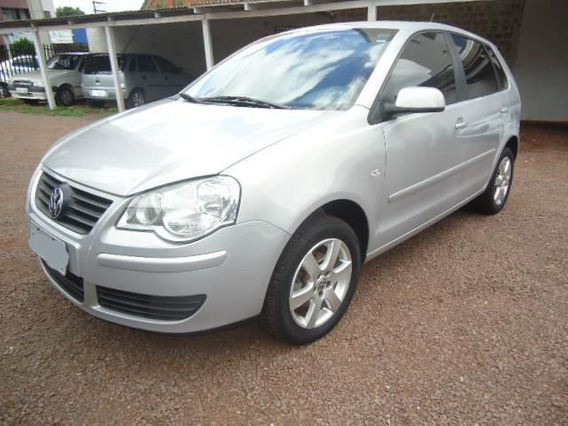 Volkswagen Polo 1.6 Bluemotion Total Flex 5p 2009