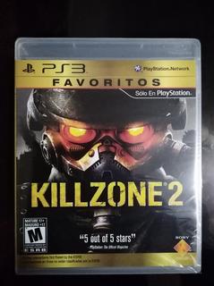Killzone 2 - Ps3 Nuevo Y Sellado.