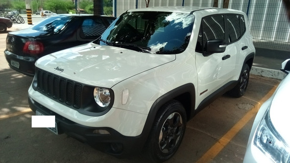 Jeep Renegade 1.8 Aut Flex 5p