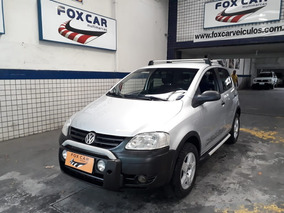 Volkswagen Crossfox 1.6 Total Flex 5p (3847)