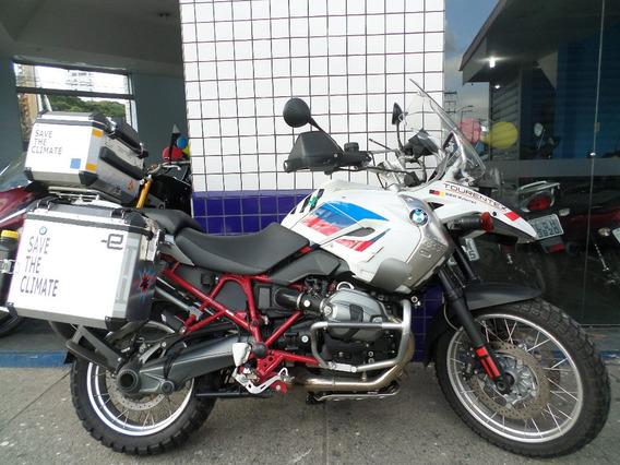 Bmw R 1200 Gs .. Moto Linda Sem Detalhes Completa !! Confira