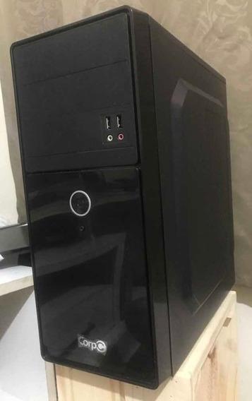 Computador Com Monitor Led19,5 Intel Core I5 4gb Hd 500gb